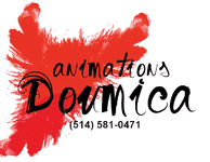 Animations Doumica Logo