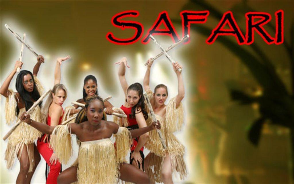 Soirée Thématique Safari Africain