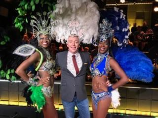 soirée thématique Rio