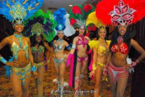Danse brésilienne Montréal
