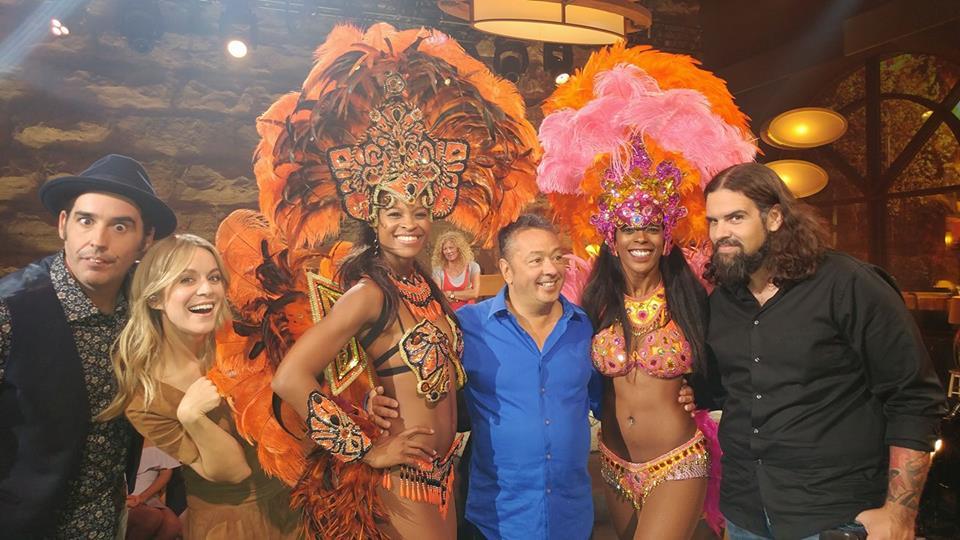 Soirée thématique brésilienne