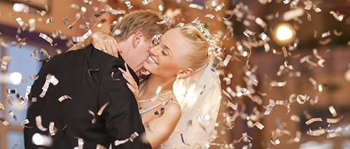 Chorégraphie mariage, cour de danse