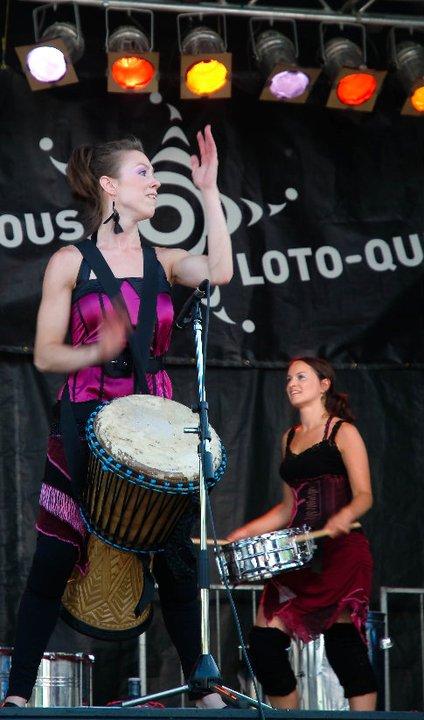Percussion Montréal