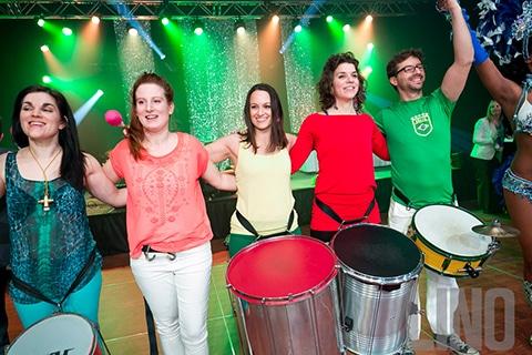 percussion brésilienne Montréal